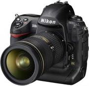 Nikon D4  Nikon FX-format (36 x 23.9mm) CMOS Sensor with 16.2 Effecti